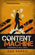 Summary of Content Machine By Dan Norris
