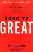 Summary of Good to Great By James C. Collins