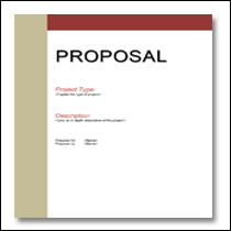 Generic Business Proposal Template 2