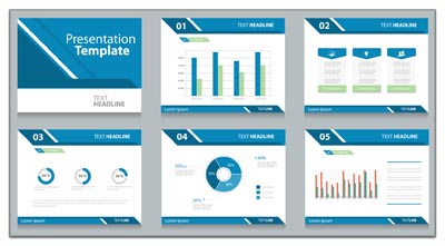 generic business template presentation