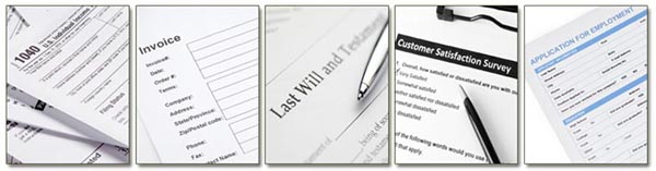 free business forms and templates for download and print