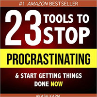 Tools on how to stop procrastinating