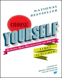Book Cover:Choose Yourself