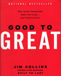 Book Cover:Good to Great