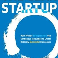 Book Cover:The Lean Startup