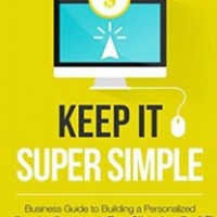 Book Cover of Keep It Super Simple